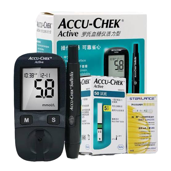 The Rise of Accu-Chek